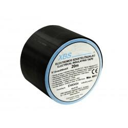 Taśma izolacyjna PVC 0,13x50mm 20m czarna SZ50/B XBS 0218