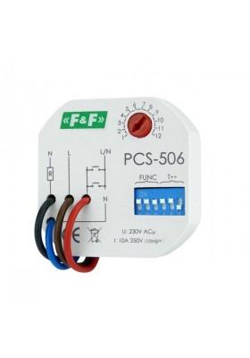 Przekaźnik czasowy PCS-506 wielofunkcyjny