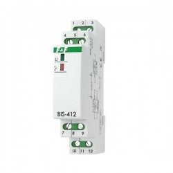Przekaźnik bistabilny BIS-412 230V