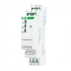Przekaźnik kontroli faz CZF-310