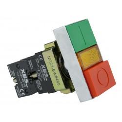 Przełącznik 0-1 230V NG22-BW8465