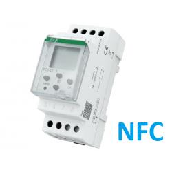 Zegar sterujący tygodniowy PCZ-521.3 NFC