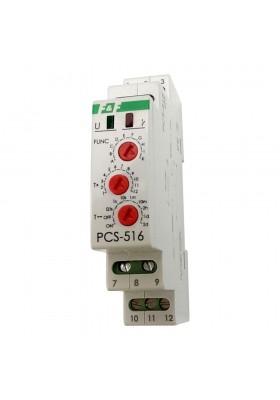 Przekaźnik czasowy 10- funkcyjny PCS-516