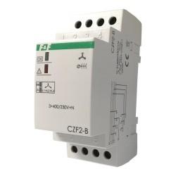 Przekaźnik kontroli faz CZF2-B