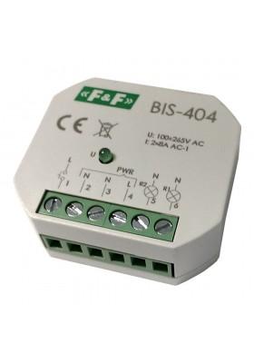 Przekaźnik bistabilny impulsowy BIS-404