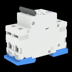 Leitungsschutzschalter C20A 2-Polig DC Photovoltaik // Sicherung Automat SEZ