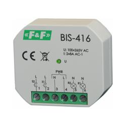 Przekaźnik bistabilny impulsowy BIS-416