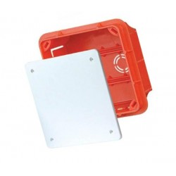 Puszka instalacyjna podtynkowa Pp/t 1 76x76x50,5mm