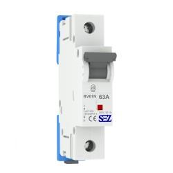 1P 63A 230V Rozłącznik izolacyjny RV61