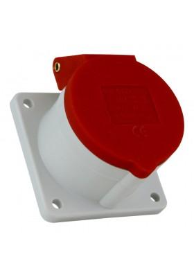 Gniazdo tablicowe 16A/5P 230/400V IP44