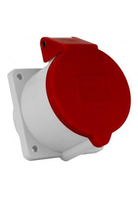Gniazdo tablicowe 32A/5P 230/400V IP44