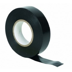 Taśma izolacyjna PVC 15mmx10m czarna E30-PVC1510BL BEMKO 2457