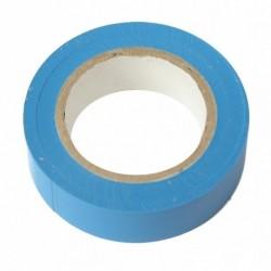 Taśma izolacyjna PVC 15mmx10m niebieska E30-PVC1510BU Bemko 4277