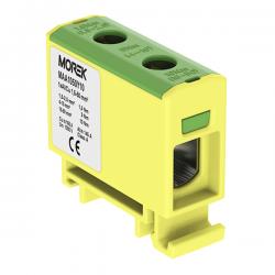 Złączka szynowa 1,5-50mm2 żółt-ziel