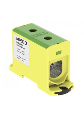 Złączka szynowa 35-240mm2 żółt-ziel