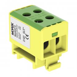 Złączka szynowa 2,5-35mm2 żółt-ziel