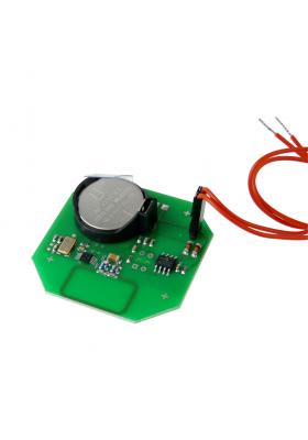 Nadajnik podtynkowy jednoprzyciskowy RS-N1