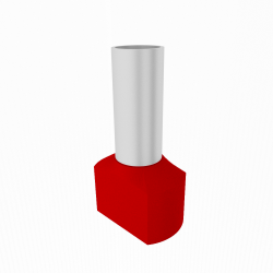Tulejka 2x10/14mm