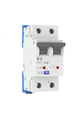 C32A 2P 4.5kA Wyłącznik nadprądowy prądu stałego