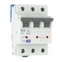 C32A 3P 10kA Wyłącznik nadprądowy bezpiecznik Typ S eska PR63 SEZ 1620