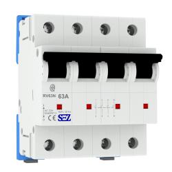 63A 230V 3+N 4P Rozłącznik izolacyjny RV63N SEZ 5598