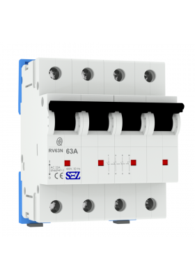 3+N 63A 230V 4P Rozłącznik izolacyjny RV63