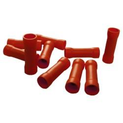 Złączka tulejkowa izolowana SZTH 0,15-1,5mm2 10szt. czerwona XBS 2407