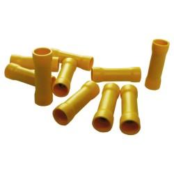 Złączka tulejkowa izolowana SZTH 4-6mm2 żółta XBS 10szt. 2421