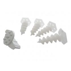 4szt. Kołki do montażu w izolacji styropianie KWM 50 22.148 E-P 8604