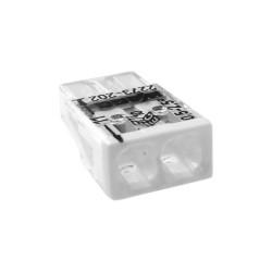 Szybkozłączka 2x0,5-2,5mm2