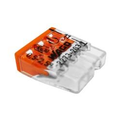 Szybkozłączka 3x0,5-2,5mm2