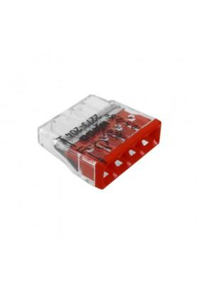 Szybkozłączka 4x0,5-2,5mm2
