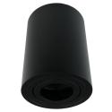 Oprawa sufitowa GU5.3 MR16 IP20 czarna aluminiowa natynkowa dekoracyjna ruchoma tuba Sensa GTV 6813