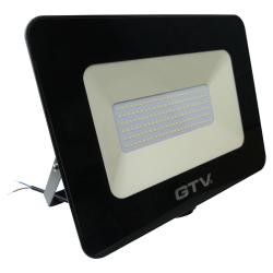 Naświetlacz LED 100W 6400K 8000lm IP65 zewnętrzny GTV 6295