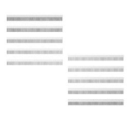 Końcówki tulejkowe H 0,75/14 W BD Weidmüller