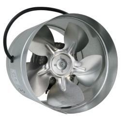 Wentylator przemysłowy ø160mm aRw160 185m3/h 32W IPx2 kanałowy osiowy 01-101 AirRoxy 2117