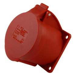 Gniazdo montażowe CEE proste 32A 5P 6h IP44 tablicowe Typ 325 PCE 7275