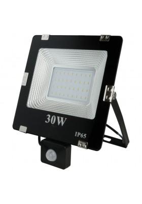 Naświetlacz LED 30W z czujnikiem PIR