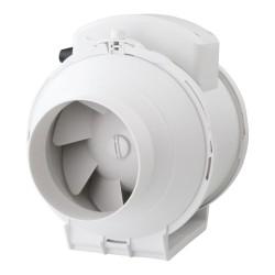 Wentylator kanałowy ⌀100mm 198m³/h 23W 56dB(A) aRil przemysłowy 100-210 AirRoxy 0018