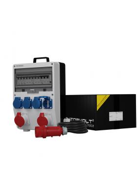 TD-S/FI 2x16A 4x230V z kablem