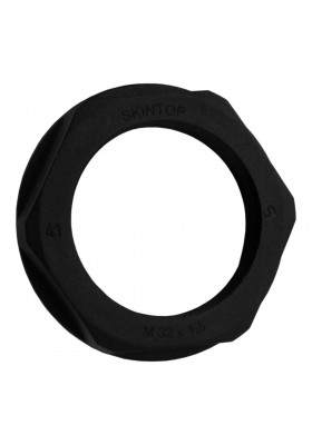 Nakrętka poliamidowa M32 SKINTOP GMP-GL-M 32x1,5 czarna Lapp 5166