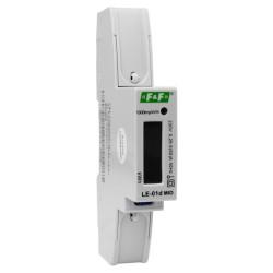 Jednofazowy licznik zużycia energii LE-01d