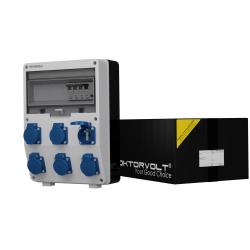 Rozdzielnica TD-S/FI 6x230V Doktorvolt®
