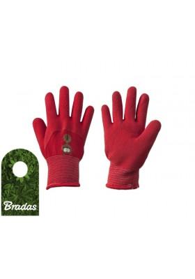 Rękawice ochronne KITTY lateks rozmiar 5 BRADAS 1108