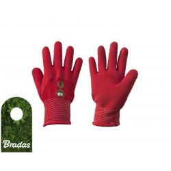 Rękawice ochronne KITTY lateks rozmiar 6 BRADAS 1115