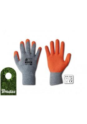 Rękawice ochronne HUZAR CLASSIC PLUS lateks rozmiar 9