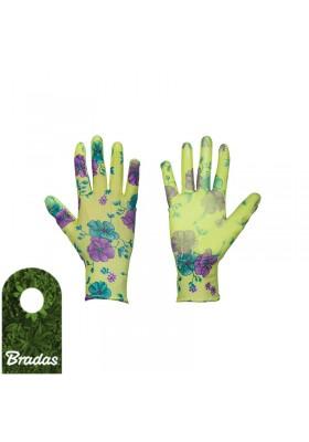 Rękawice ochronne PURE FLOXY poliuretan rozmiar 6