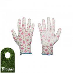 Rękawice ochronne PURE PRETTY poliuretan rozmiar 7