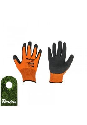 Rękawice ochronne PERFECT SOFT lateks rozmiar 8 BRADAS 1640