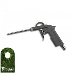 Pistolet do przedmuchiwania z długą dyszą 200mm BRADAS 1406